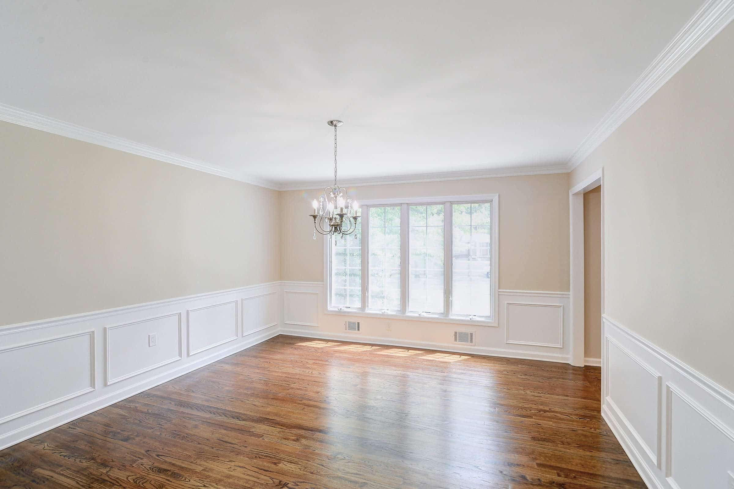 Princeton Junction Classic Dining Room