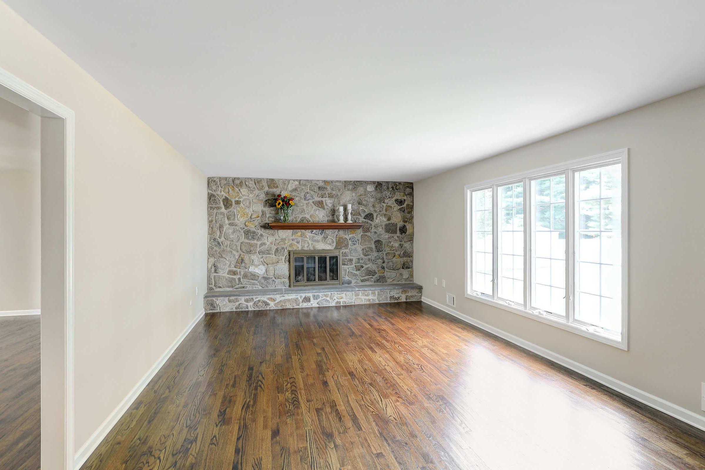 Princeton Junction Classic Family Room