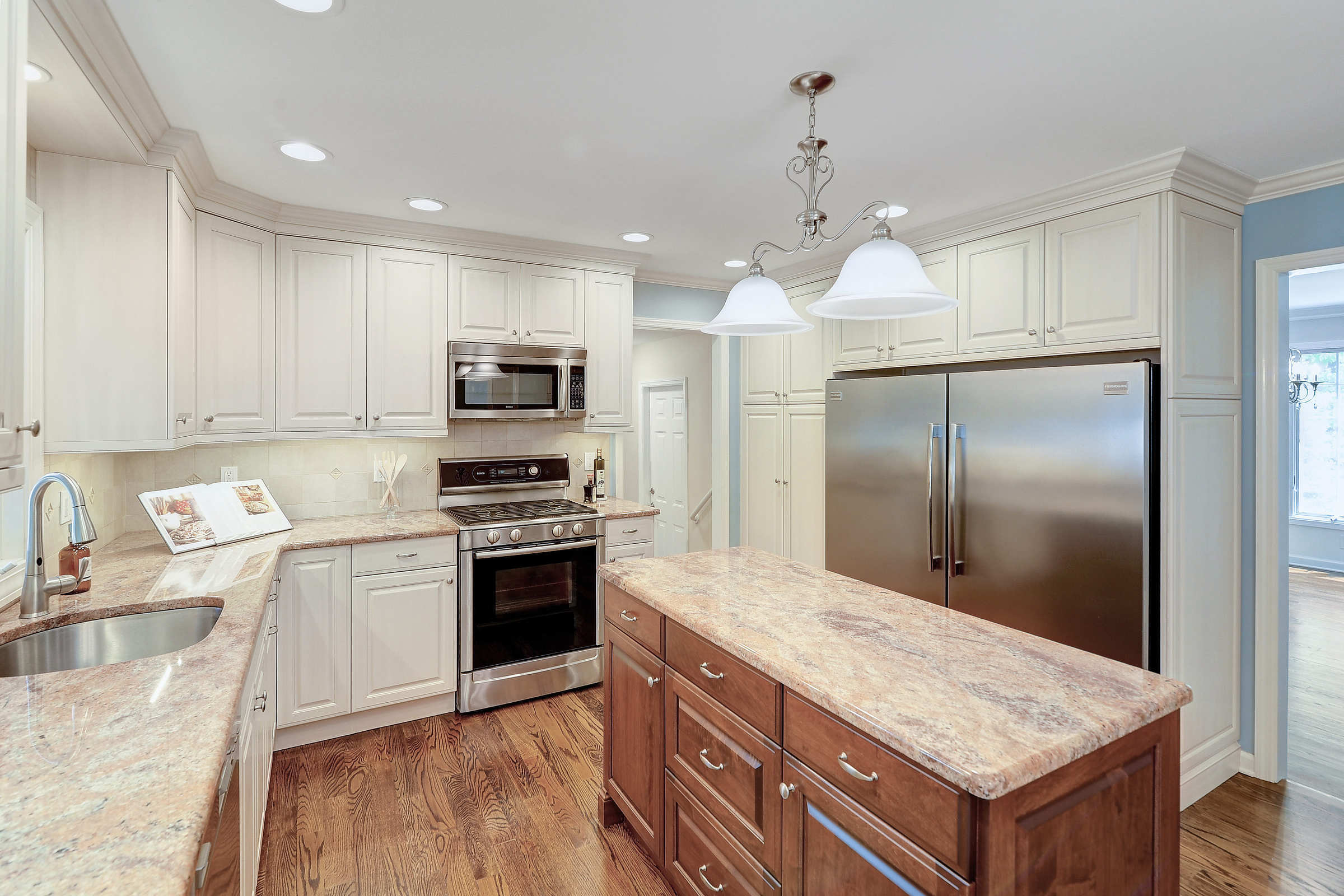 Princeton Junction Classic Kitchen Island