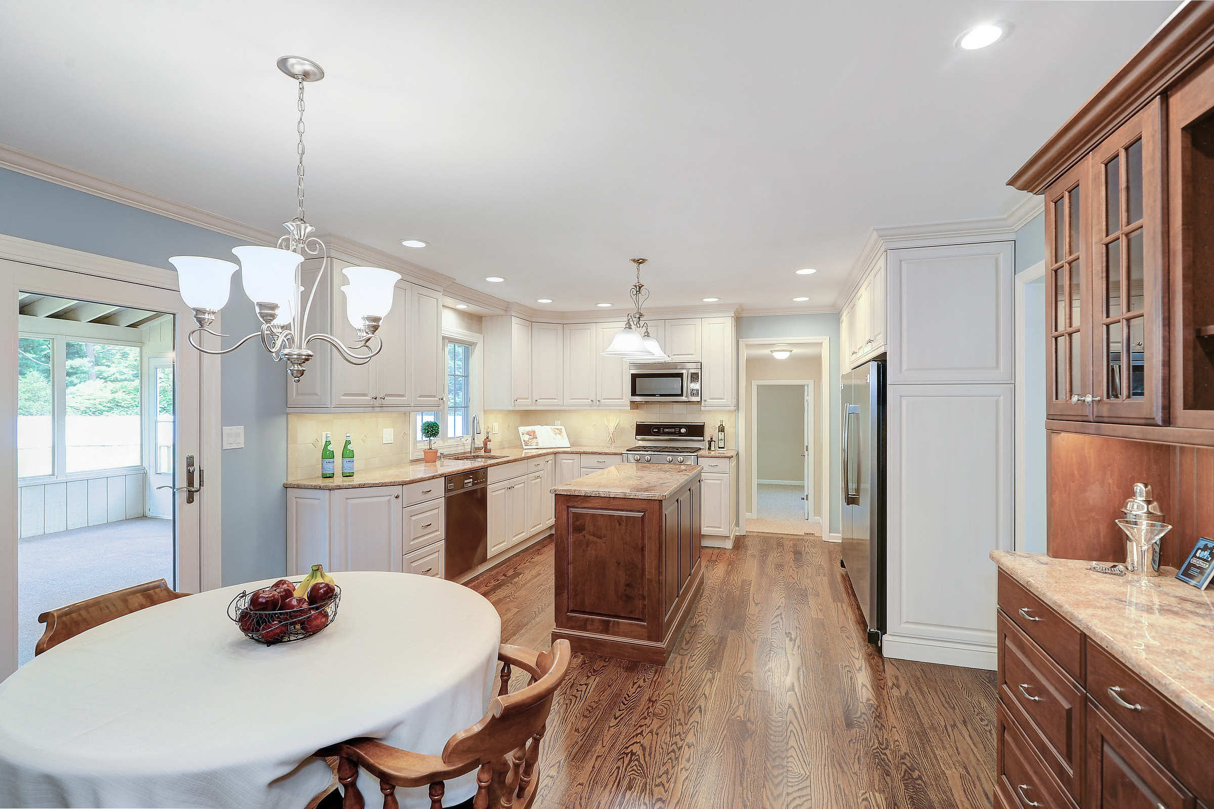 Princeton Junction Classic Kitchen